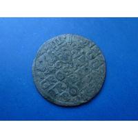 3 ГРОША 1622 СИГИЗМУНД III БРАК ЧЕКАНКИ РЕВЕРСА! РЕДКАЯ!