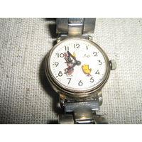 Женские механические часы с браслеткой