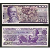 Мексика. 100 песо 1982 [UNC]