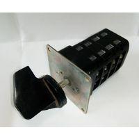 Переключатель кулачковый ПКУ3-12У.41.03 У3Б, 380V, 10А