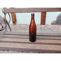 Польская пивная бутылкана 0.5 литра.OKOCIM J.COTZ. SEDLCE.