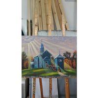 Церковь в Круговичах