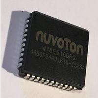 W78E516D-PG, Микроконтроллер 8-Бит, 8052, 40МГц, 64КБ. W78E516
