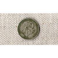 Люксембург 5 сантимов 1901 ///(ON)