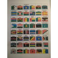 Разделители для монет,Африка