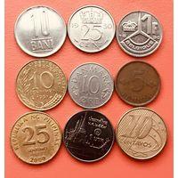 9 монеток - 9 стран. #05