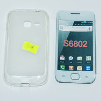 498 Чехол для Samsung Ace (S6802)