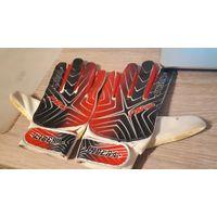 Перчатки вратарские для подростка, футбольные