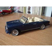 Rolls-Royce Corniche-4 1993 Franklin Mint 1:24