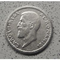 Румыния 50 бани 1911 г (серебро)