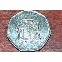 Ямайка 1 доллар 2006