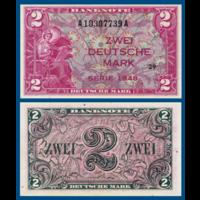 [КОПИЯ] Германия 2 марки 1948г.