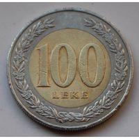 Албания, 100 леков 2000 г.