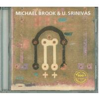 CD U. Srinivas & Michael Brook - Dream (1999) Tribal, Ambient