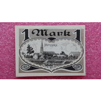 1 Марка -1921- Herzlake -Германия- *-практически идеальная-