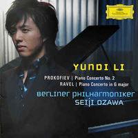 Yundi Li Prokofiev/Ravel Piano Concertos