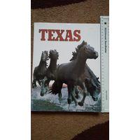Texas. Техас - альбом-путевовдитель