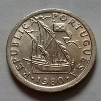 2,5 эскудо, Португалия 1980 г.