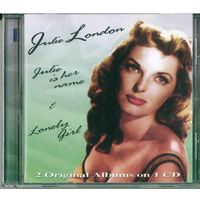 CD Julie London - Julie Is Her Name & Lonely Girl (2007) Vocal, Cool Jazz