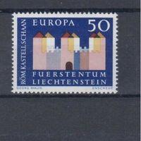 [495] Лихтенштейн 1964.Европа.EUROPA.