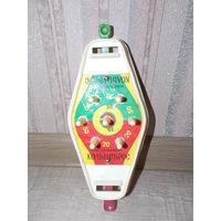 Кольцеброс- настольная игра СССР