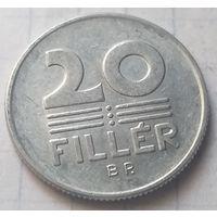 Венгрия 20 филлеров, 1974    ( 3-8-5 )