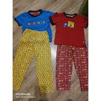Пижамы Мазекеа, 2 штуки  рост 110