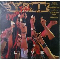 Y&T - Open Fire, LP