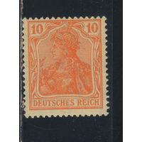 Германия Респ 1920 Валькирия Cтандарт #141**
