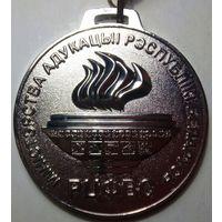 Большая медаль МИНIСТЭРСТВА АДУКАЦЫI РЭСПУБЛIКI БЕЛАРУСЬ РЦФВС