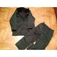 Спецодежда куртка и штаны с подкладкой съёмной новая