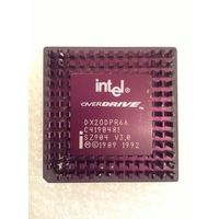 Продам редкий CPU Intel 486 OverDrive DX2ODPR66 (Socket 1/2/3)