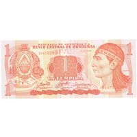 YS: Гондурас, 1 лемпира 2006, P# 84e, UNC
