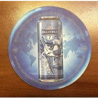 Подставка под пиво Балтика 7  / Россия / No 4