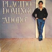 Placido Domingo, Adoro, LP 1982