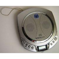 W: Плеер, проигрыватель CD-дисков на запчасти
