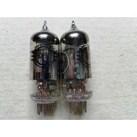 Радиолампа 6Ж5П (высокочастотный лучевой тетрод с короткой характеристикой)