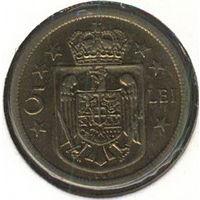 Румыния 5 лей 1930 г. KN.