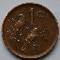 1 цент 1984 ЮАР