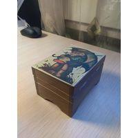 Музыкальная коробочка Япония