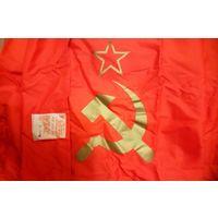 Флаг СССР,  80 * 160 см., новый