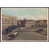 1959 год Минск Круглая площадь