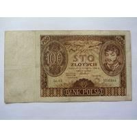 100 злотых, 1932 г.