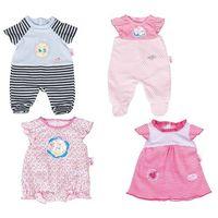 Одежда для кукол Беби Борн Комплект одежды для кукол Беби Борн 43 см оригинальный(в комплекте 4 вида одежды), Zapf Creation(Германия).   Цена за комплект.