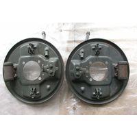 Щит тормозной задний 2 шт. ( правый + левый ) для Москвич - 408 , Москвич - 412  цена за пару