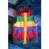 Куртка-жилет, S/M