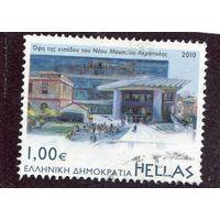 Греция. Новый музей Акрополя