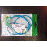 Светодиодный зарядный кабель USB-микро USB