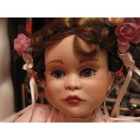 Коллекционная авторская кукла от Hamilton Collection