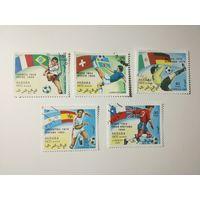 Сахара 1990. Чемпионат мира по футболу